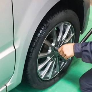 【2500円〜】出張タイヤ交換致します♪松江市、安来市その他近隣