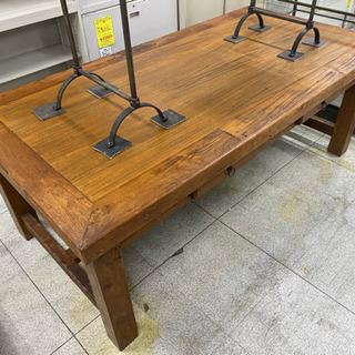 天然木 流木 テーブル 作業台 陳列台 什器 店舗用品 ダイニング