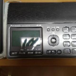 電話機 FAX 付 子機あります