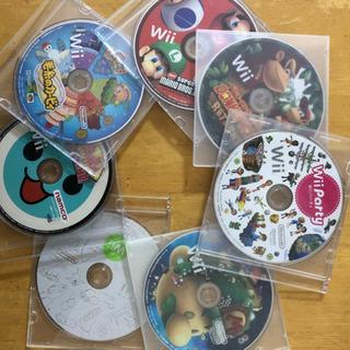 処分値下げ!【中古】Wii  ソフト ワゴンセール!7枚セット