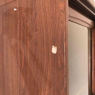 《市内送料無料》レトロ収納 モイス キッチンカウンター 収納家具 ボード レンジ台 キャビネット ラック 台所収納 ( - 家具