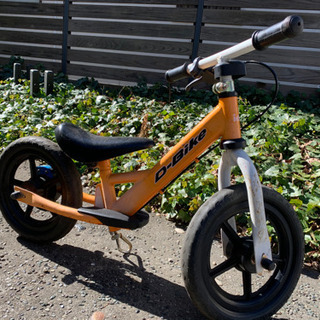 【募集停止中】ides D-bike オレンジ キックバイク