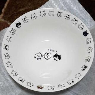 【ネット決済】ラーメンどんぶり 猫柄