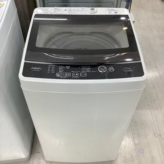 AQUA 全自動洗濯機【トレファク堺福田店】