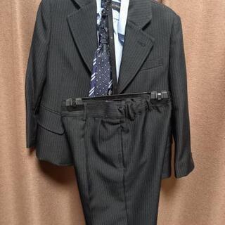 卒園式/入学式/ 男の子(サイズ100)スーツ