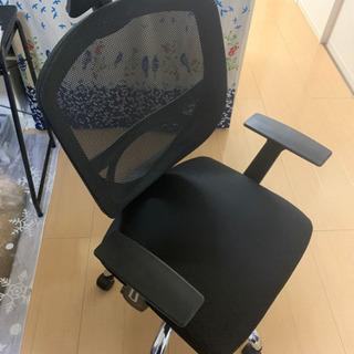 【ネット決済】デスクトップPC、机、椅子のセット