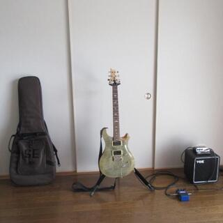 【ネット決済】ギター(エレキ・PRS SE Custom・ストラ...