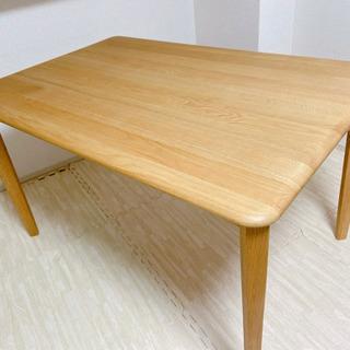 ナフコ ダイニングテーブル