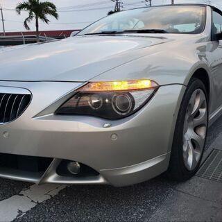 BMW 650i 6シリーズ カブリオレ 電動ソフトトップ