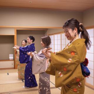 瀬田で気軽に♬︎日本舞踊 お稽古体験