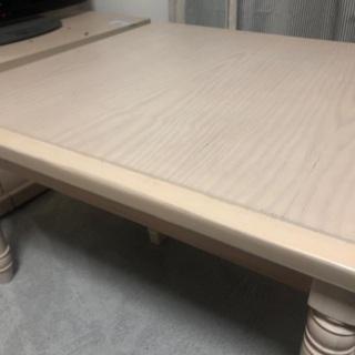 こたつ机とこたつ布団のセット