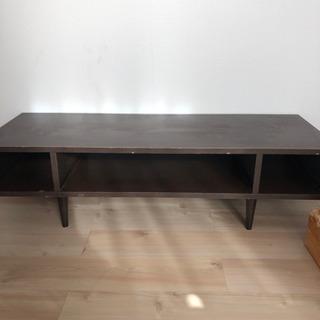 テレビ台兼ローテーブル