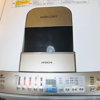 ビートウォッシュ✨洗濯乾燥機✨洗濯機✨HITACHI✨白い約束✨大容量7キロ😻 - 京都市