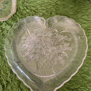 ガラス大皿