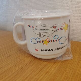 JAL/ジャル カップ(新品・未開封)