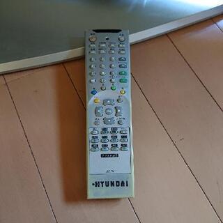 HYUNDAI 32型 液晶テレビ 2006年製 - 売ります・あげます