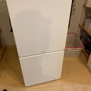 冷蔵庫 110L 2010年 突っ張り棒 無料