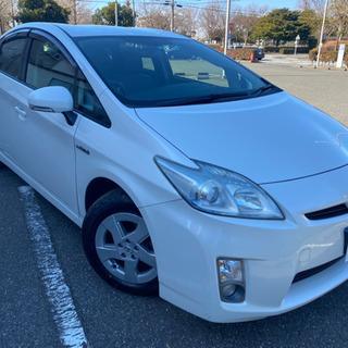 【ネット決済】トヨタ プリウス S パール 車検 4ー11