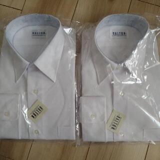 新品 無地 Yシャツ 2枚 40-82サイズ