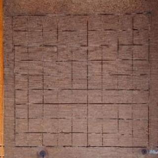 将棋盤 ハンドメイド2