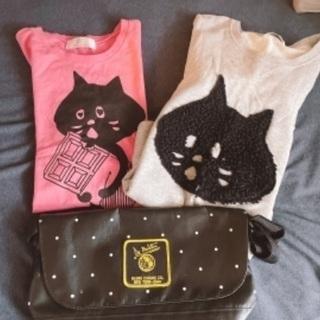 3月まで★レディース★ネネット★にゃー★tシャツ/スウェット★ビ...