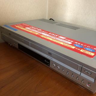 【ネット決済】DVD VHS カセット プレーヤー 録画再生