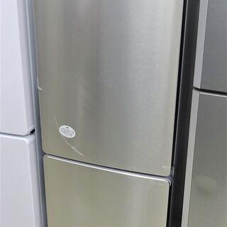 未使用品 ハイアール 2ドア冷蔵庫 JR-NF173B(W)