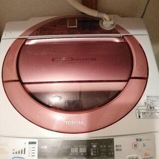 TOSHIBA  洗濯機 AW-80DJ 8kg