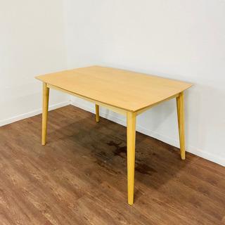 ダイニングテーブル ナチュラル ウッド