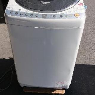 洗濯機 8kg パナソニック NA-FR80S6
