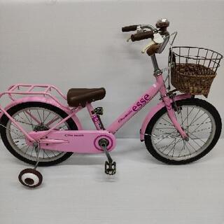 幼児用自転車 18インチ ①