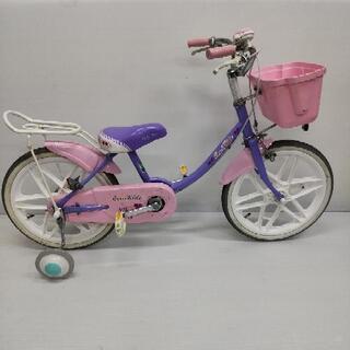 幼児用自転車 18インチ ②
