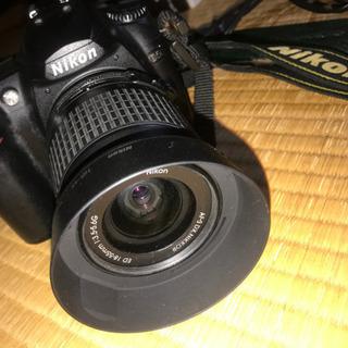 (最終)Nikond50(一眼レフ) AF-S18-55mm(標...