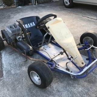 YAMAHAレーシングカートの画像