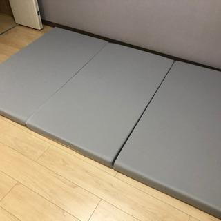 ニトリ 折りたたみマットレス(SD) 「取引中」の画像