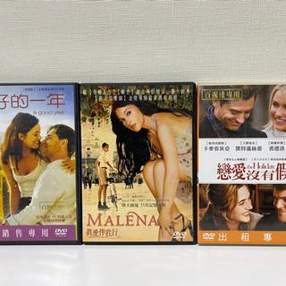 洋画 レンタル落ちDVDx6 中国語漢字の勉強用⁉️ - 本/CD/DVD