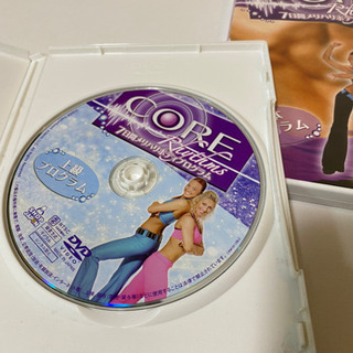 フィットネス DVDx2 - 本/CD/DVD