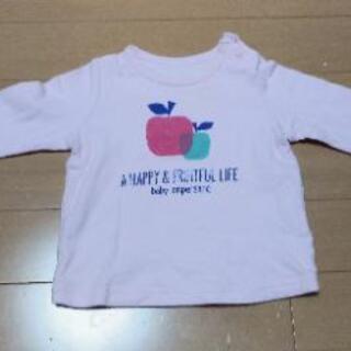 baby ampersand  女の子 長袖Tシャツ サイズ70