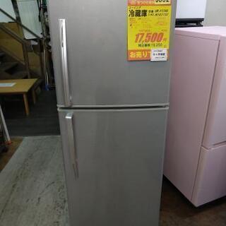 J032★6か月保証★2ドア中型冷蔵庫★ユーイング  UR-F230E  2013年製         の画像