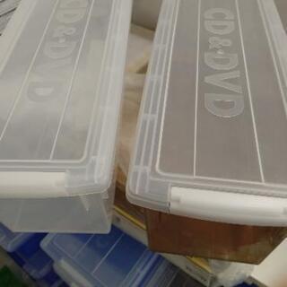 ナカバヤシ CD&DVD収納ケース セット