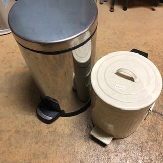 simplehuman 丸型レトロステップゴミ箱  オマケ付き