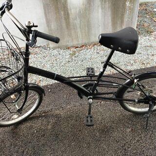 【2020年4月購入】6段変速折りたたみ自転車