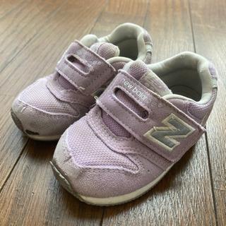 ニューバランス 子供用 運動靴