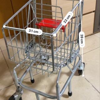 子供用 おままごとショッピングカート