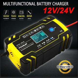 【ネット決済】自動車バイク用バッテリー充電器【新品】
