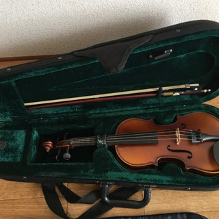 バイオリン 1/8 ヨーロッパ購入品