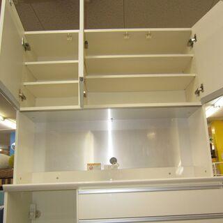 R052 高級 PAMOUNA キッチンボード、食器棚、幅120cm 美品 - 名古屋市