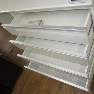 R052 高級 PAMOUNA キッチンボード、食器棚、幅120cm 美品 − 愛知県