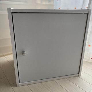 扉付き収納 カラーボックス - 名古屋市