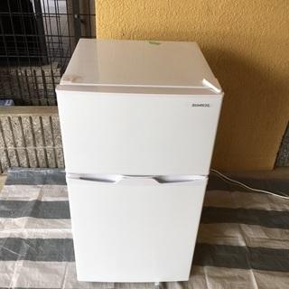 ノンフロン冷蔵庫2018年式 85L(3)引き取り